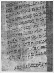 Apocalypse in fragments (After AD 1511) No. 15