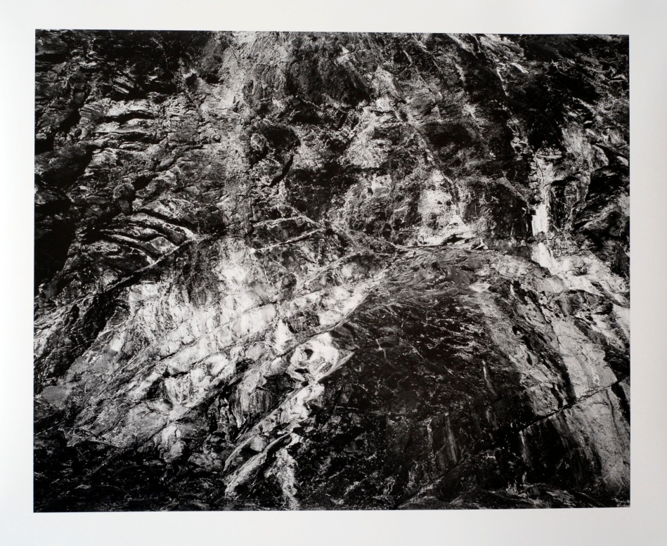 Jolanta Rejs Past Present (face of the Earth in fragments) No. 4